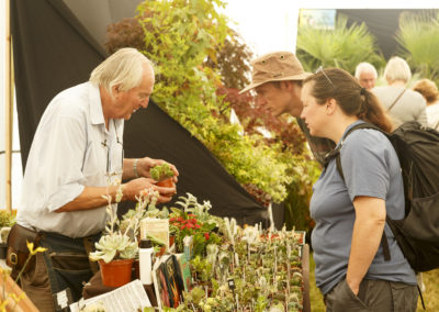 Horticulture - Public interaction
